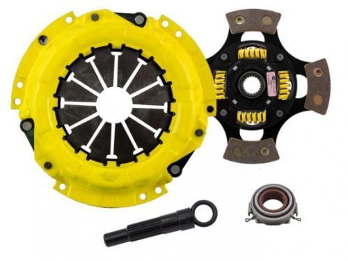TC1-SPG4 ACT Sport/Race Sprung 4 Pad Kit