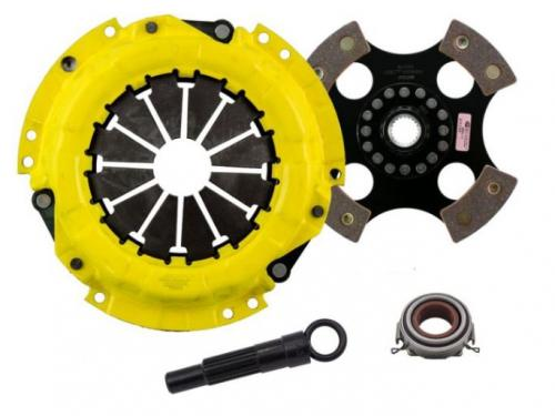 TC1-SPR4 ACT Sport/Race Rigid 4 Pad Kit