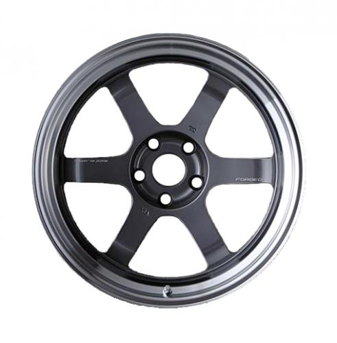 "TE37V MARK II 18"" 5x114.3 Gunmetal Diamond Cut Fälg Volk Racing RAYS"
