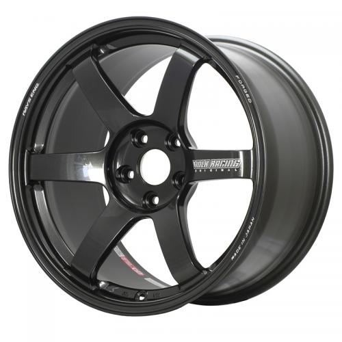 TE37 Saga 18x11.0 Diamond Dark Gunmetal Volk Racing RAYS