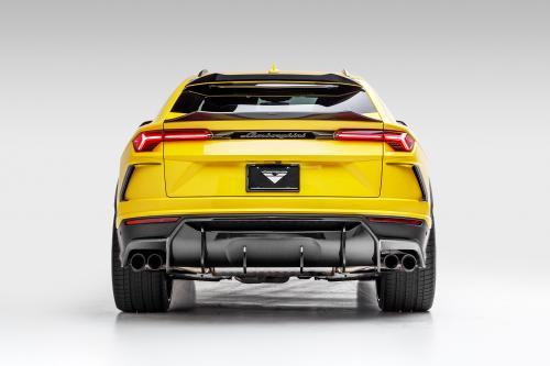 Lamborghini URUS-X Edizione Aero Bakre Diffuser Kolfiber Vorsteiner