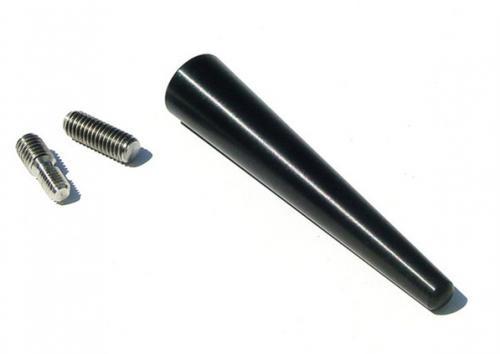 Audi / Volkswagen Black Billet Shorty Antenna Torque Solution