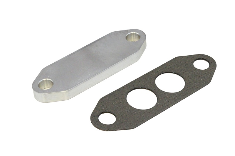 Ford Mustang 87-93 & 351 Windsor EGR Block Off Plate w/ Gasket
