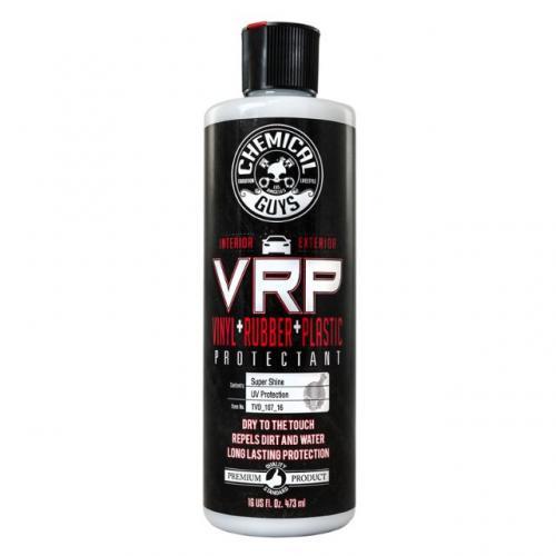 """Chemical Guys Vinyl- / Gummi- / Plast-glans """"VRP Dressing"""" 473ml"""