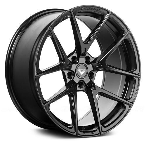 V-FF 101 20X10 5X114 40C 70 Mystic Black