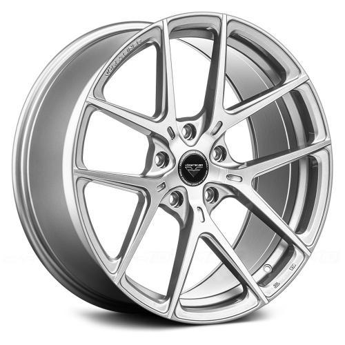 V-FF 101 19X11 5X130 35C 71 Brushed Aluminum