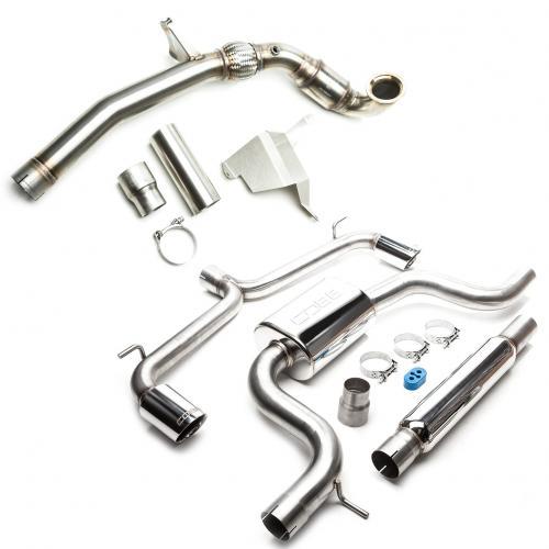 Golf GTI MK7 14-17 Turbo-back COBB Tuning