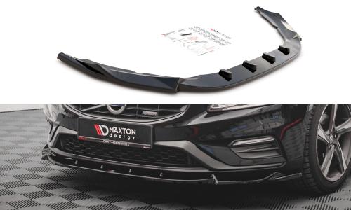 S60 R-Design 14-18 Frontsplitter V.1 Maxton Design