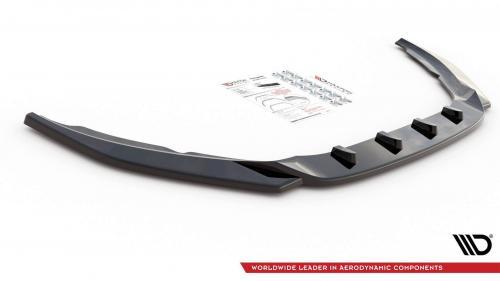 S60 R-Design 14-18 Frontsplitter V.2 Maxton Design