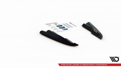 S60 R-Design 14-18 Bakre Sidoextensions V.1 Maxton Design