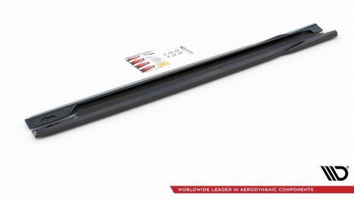 S60 R-Design 14-18 Sidoextensions V.1 Maxton Design