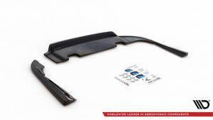 Volvo V90 16+ Diffuser (Med Splitters) V.1 Maxton Design
