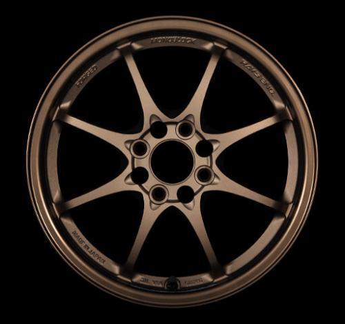 CE28N 8spoke 14x5.0 ET45 4x114.3 Bronze Volk racing
