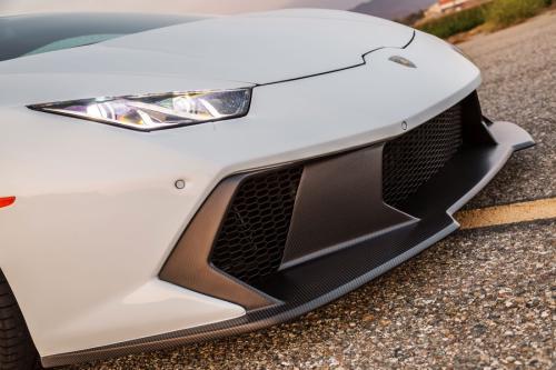 Lamborghini Huracan Stötfångare Inkl Splitter Vorsteiner Novara Edizione