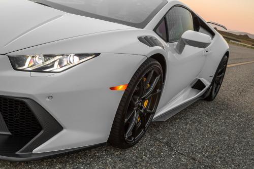 Lamborghini Huracan Sidoextensions Vorsteiner Novara Edizione