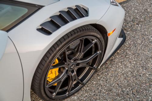 Lamborghini Huracan Framskärmar Med Luftintag Vorsteiner Novara Edizione