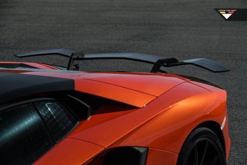 Lamborghini Aventador Zaragoza Edizione Aero Vinge Vorsteiner