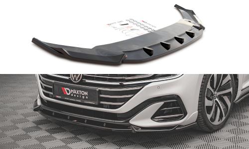 Arteon R-Line 20+ Front Splitter V.1 Maxton Design