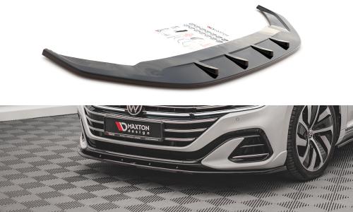 Arteon R-Line 20+ Front Splitter V.2 Maxton Design