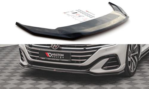Arteon R-Line 20+ Front Splitter V.3 Maxton Design