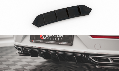 Arteon R-Line 20+ Rear Valance V.1 Maxton Design