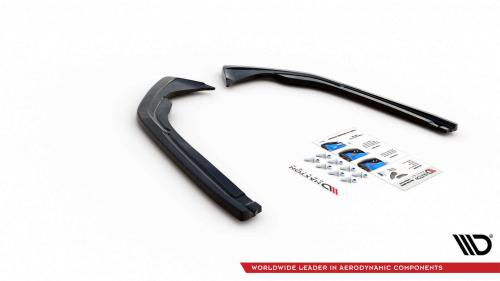 Arteon R-Line 20+ Rear Side Splitters V.1 Maxton Design