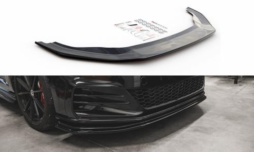 Golf 7 GTI TCR 2019 Frontsplitter V.1 Maxton Design