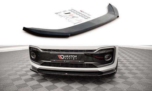 VW UP GTI 18+ Frontsplitter V.1 Maxton Design