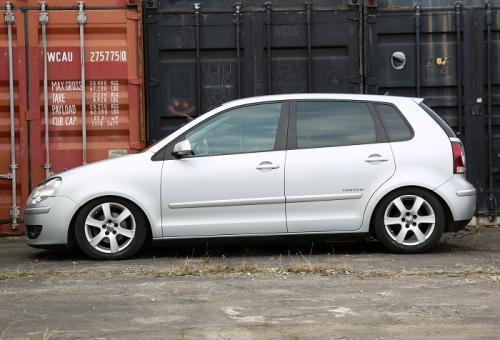 A2 / Ibiza / Fabia / Polo 1999 - 2014 Luftfjädring Fjäderbenskit TA Technix