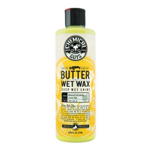 """Chemical Guys Snabbwax """"Butter Wet Wax"""" 473ml"""