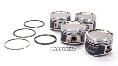 Fiat / Lancia 146A 1.3L 8V Forged Pistons Wiseco