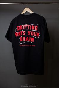 "WMD ""Drifting Rots Your Brain""-T-Shirt"