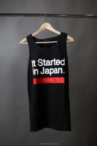 """WMD """"Started Japan""""-Linne"""