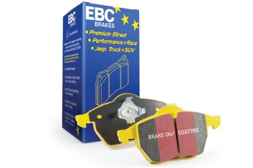 DP41186R Yellowstuff Rear Brake Pads (Sport) EBC Brakes