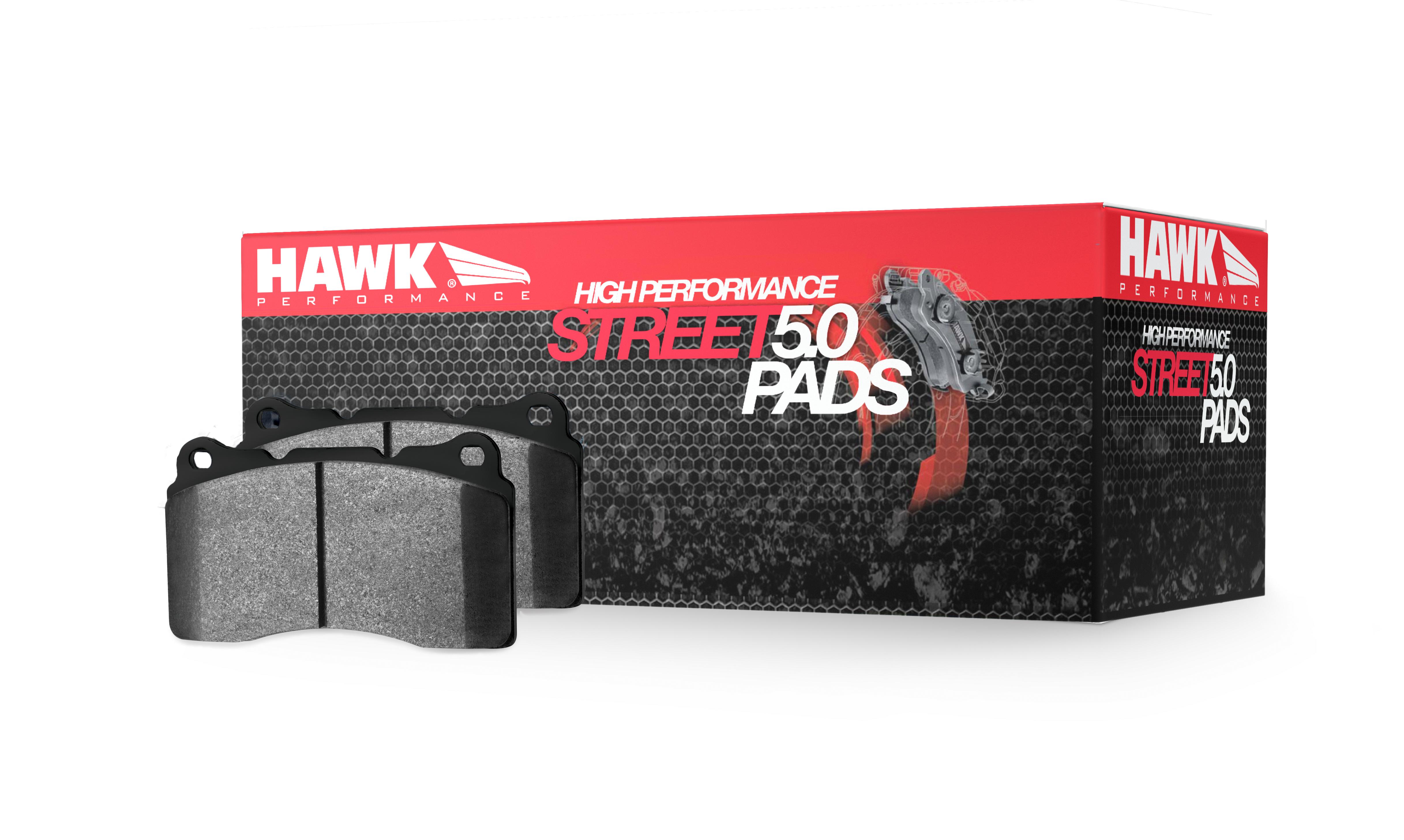 Hawk HB455F.785 Brake Pads Ford F-150 Hps