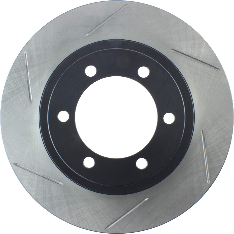 Disc Brake Rotor-Element3; Coated Rotor Rear fits 03-08 Hyundai Tiburon