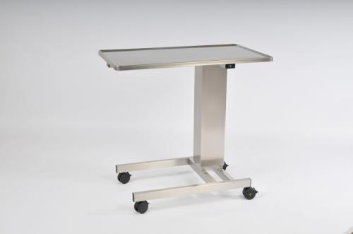 Instrument Table, 900 x 550 mm, Height: 900 - 1400 mm