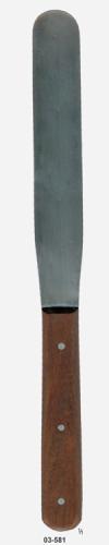 Implaster Spatula, Straight 230 mm