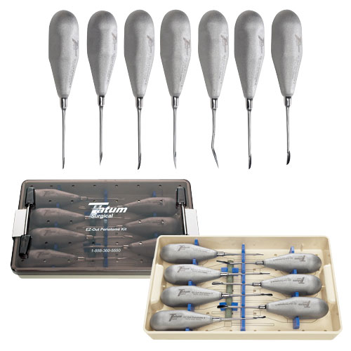 Tatum EZ-Out Periotome Kit, Tatum Surgical