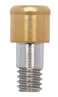 ZLA 4.5X2.00mm Locator Abutment 4.5x2.0mm