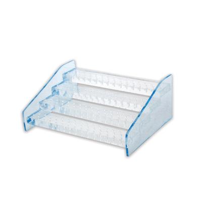 Drill Stand plexiglass M Blue VST