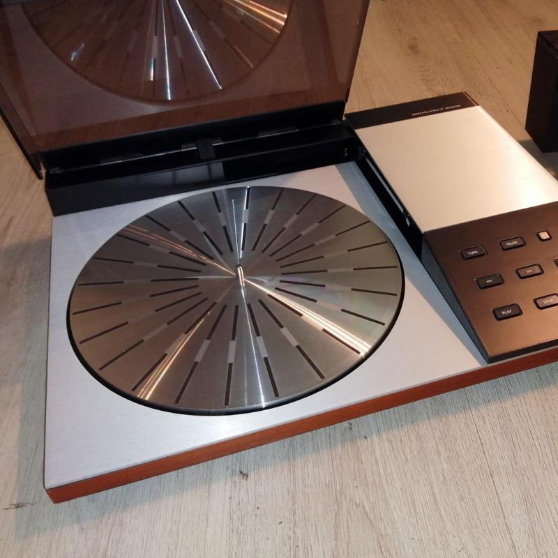 B&O BeoGram 6002 Vintage - Recordplayer