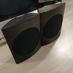 Beolab 17 Black Edition - Including wall bracket