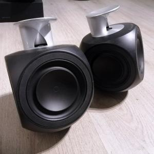 Beolab 3 Active speakers - Black Edition