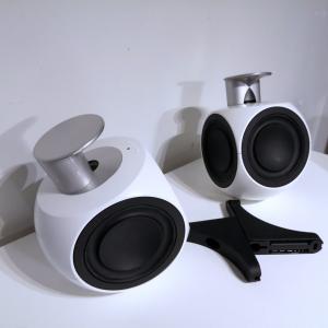 Beolab 3 MK2  White-Edition inklusive väggfäste