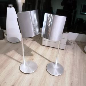 Beolab 4000 + Floor Stand