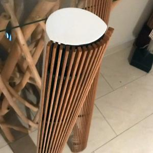 ​Beolab 6000 Wooden Cover in Hazelnut