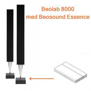 Beolab 8000 + Beosound Essence -paketti