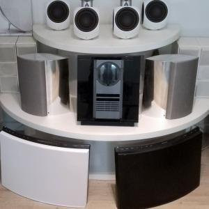 Bang & Olufsen Audio system Beosound 3200 + Beolab 4000