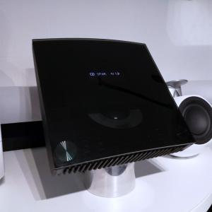 Beosound 4 CD - Radio and Memory Card player